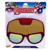 Avengers Iron Man Sun-Staches