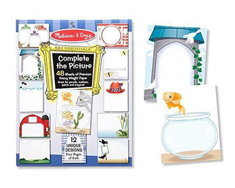 Melissa & Doug Complete the Picture