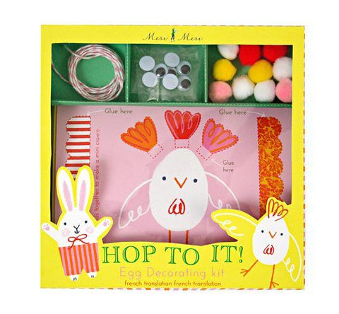 Hop to It! Egg Decorating Kit