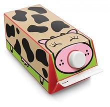 Milk Carton, Cow