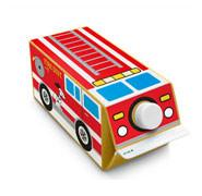 Milk Carton, Fire Truck