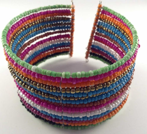 Multiple Colored Strands