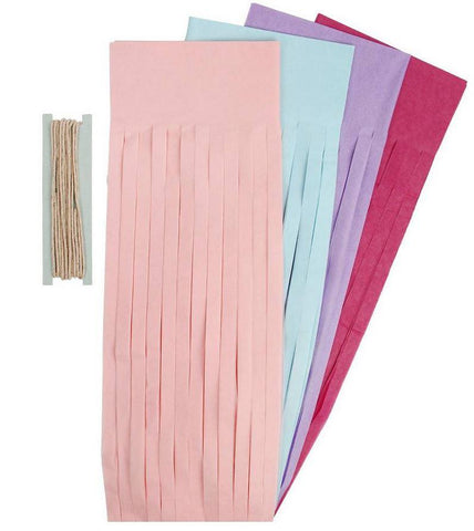 Paperchase Tassel Bunting