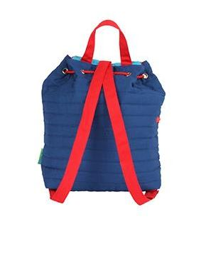 Stephen Joseph Quilted Pirate Backpack in Blues