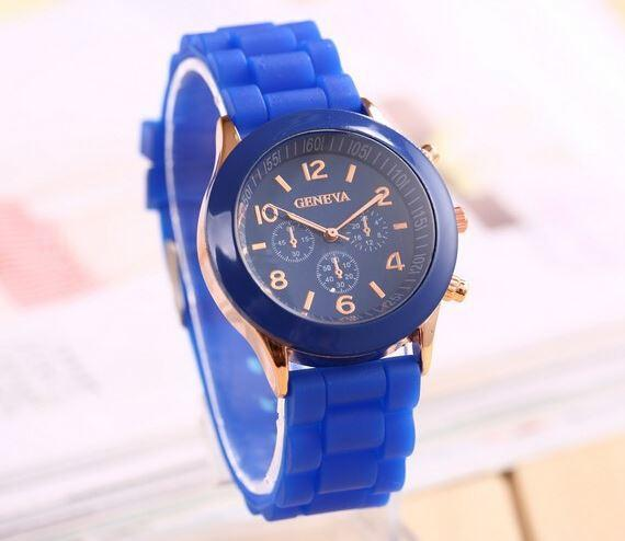 Royal Blue Wristwatch