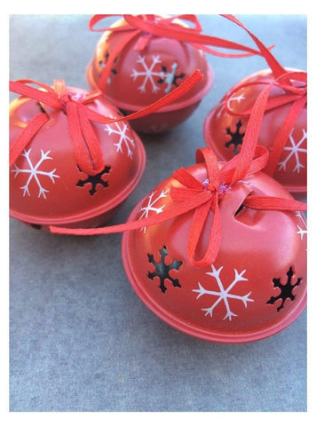 Snowflake Jingle Bell Set  (19)