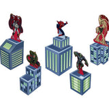 Spiderman Tabletop Decorations (5)