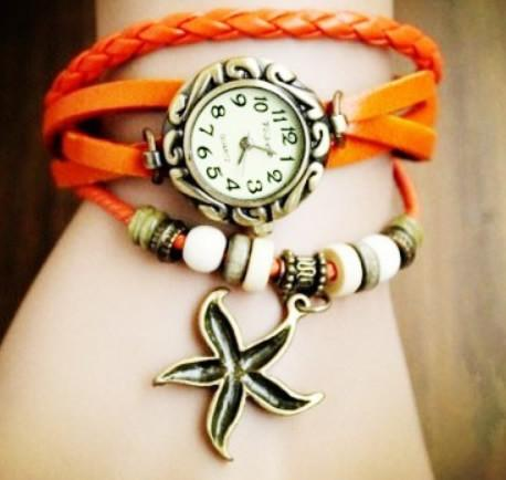 Starfish, Orange