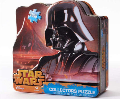Star Wars - Darth Vader Collectors Puzzle