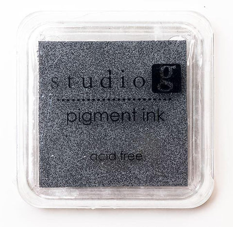 Stamp Pads - Studio g - Silver