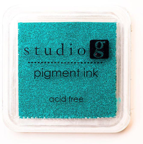 Stamp Pads - Studio g - Teal