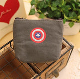 Super Hero - Captain America, Army Green