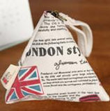 Triangular Vintage London Flag