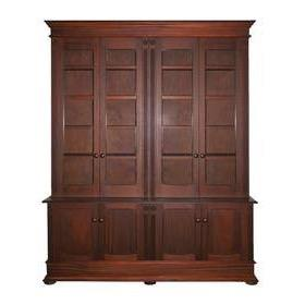 Lampung Short Open Bookcase