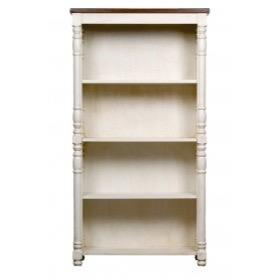 Lampung Tall Open Bookcase