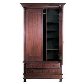 Chateau 5 Drawer Tallboy