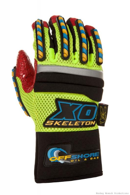 Dirty Rigger Offshore Venta-Cool Hot Climate Gloves