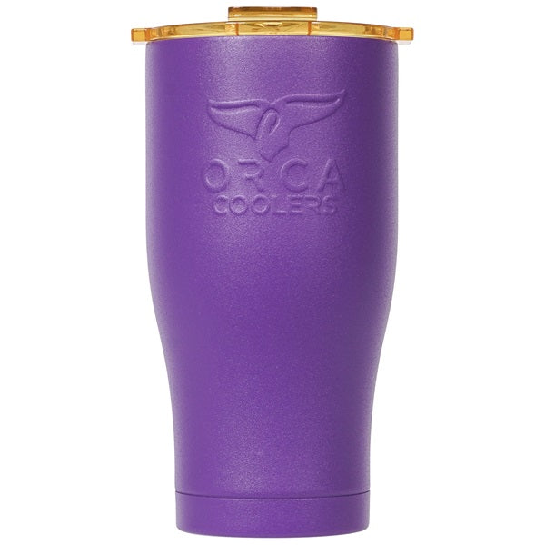 Purple/Gold 27oz Chaser