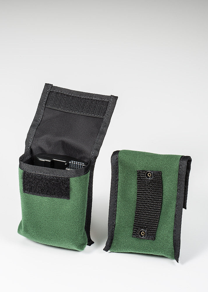 Battery Pouch Pro  DSLR 1+1 -  Green