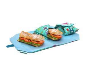 Roll'Eat Boc'n' Roll-Kids Princess Turquoise-Green