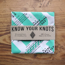 Colter co. KNOW YOUR KNOTS BANDANA