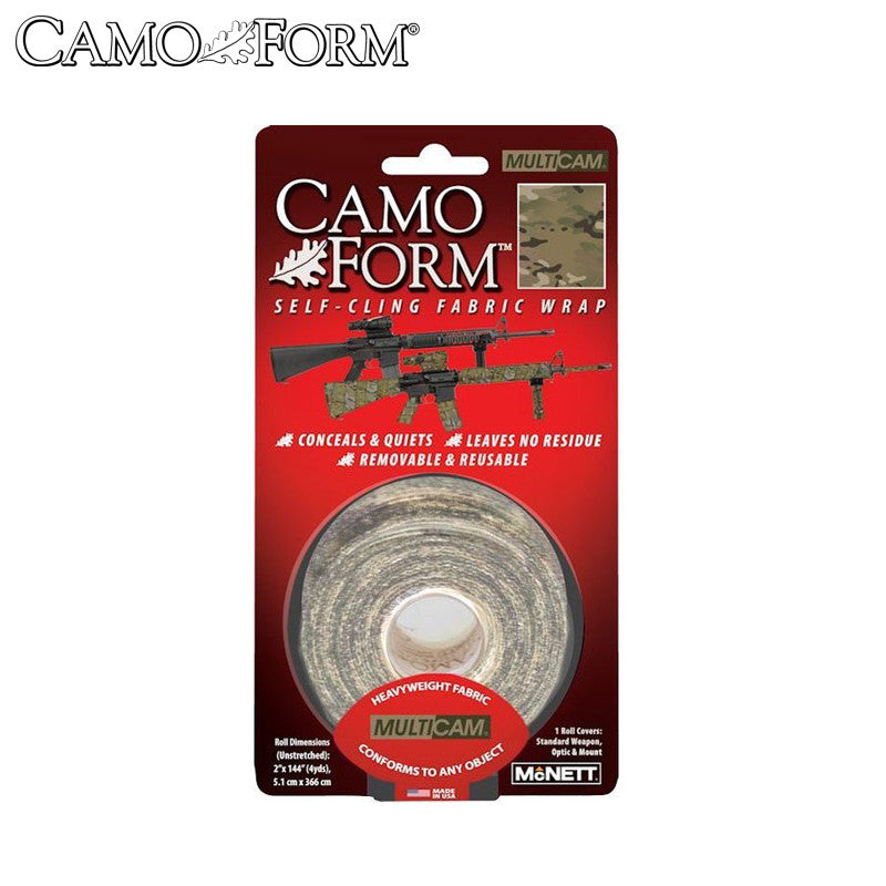 McNett Camo Form Multi Cam