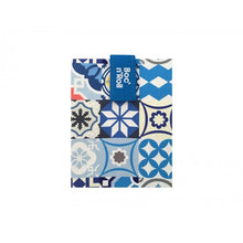 Roll'Eat Boc'n' Roll Patchwork-Blue