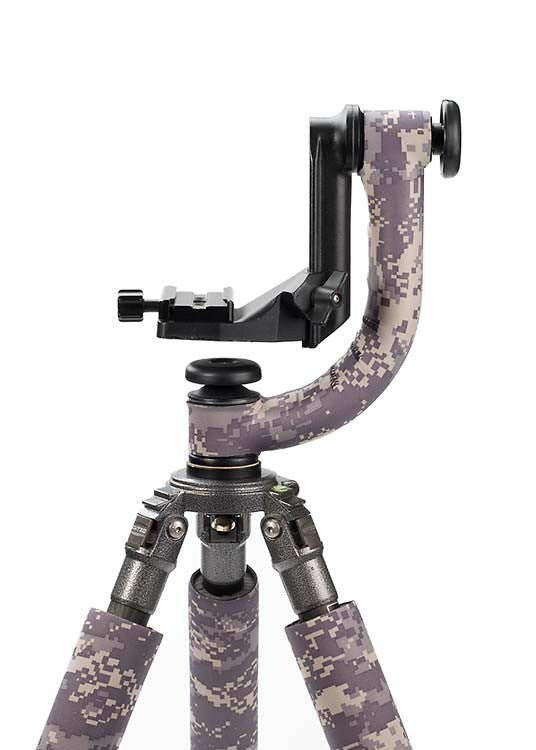 Gimbal Covers - Wimberley WH101 Cover - Digital Camo