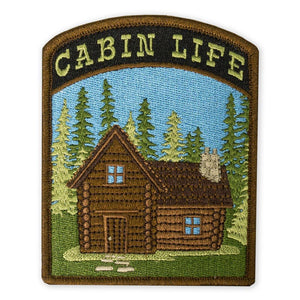 PDW Cabin Life V2 Morale Patch