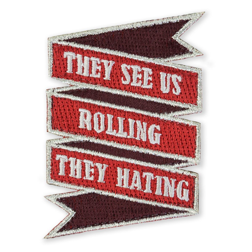 PDW Rolling High Brow Morale Patch