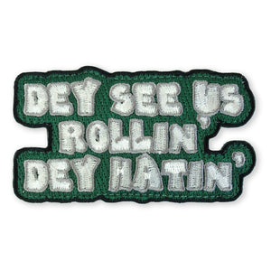 PDW Rollin Lo Brow Morale Patch