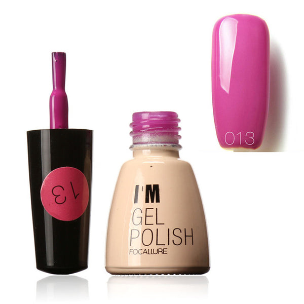 Focallure™ Gel Nail Polish (French Rose)