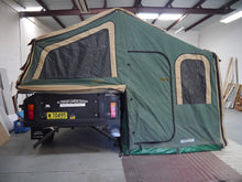 2010 All Terrain Full Off Road Camper Trailer front