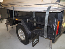 2010 All Terrain Full Off Road Camper Trailer side