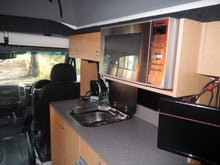 2011 Mercedes Benz Sprinter Pop-Top Campervan