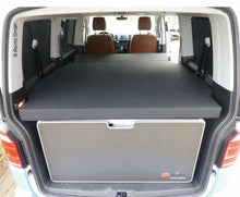 Bed Top Camping Box for VW T5/T6