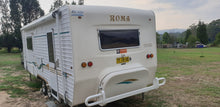 SOLD - 2007 Roma Elegance Gold Series Caravan