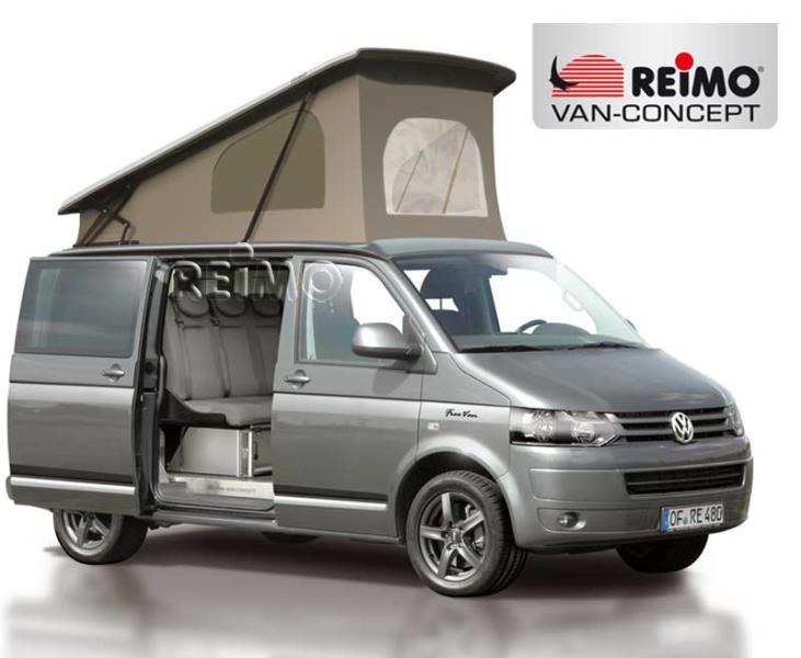 VW T6/T5 Pop Top Roof - SWB with Front Pop up and Security Fastening