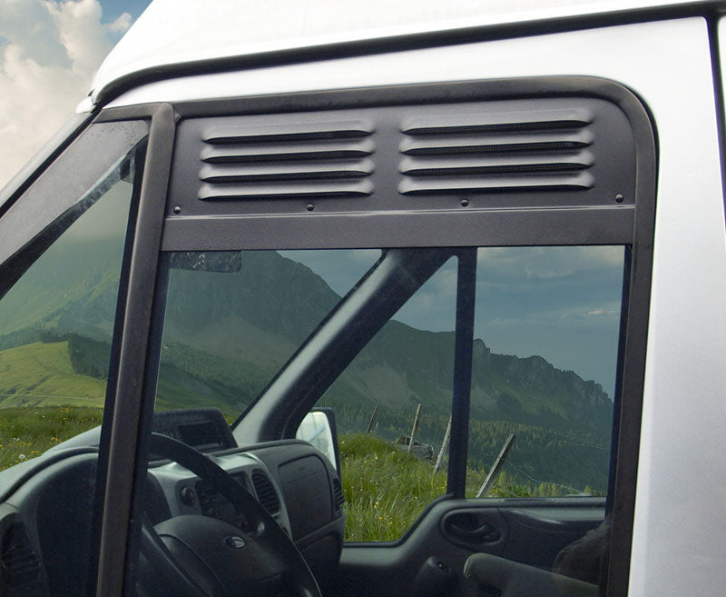 Ventilation Grilles for Driver's Cab Doors