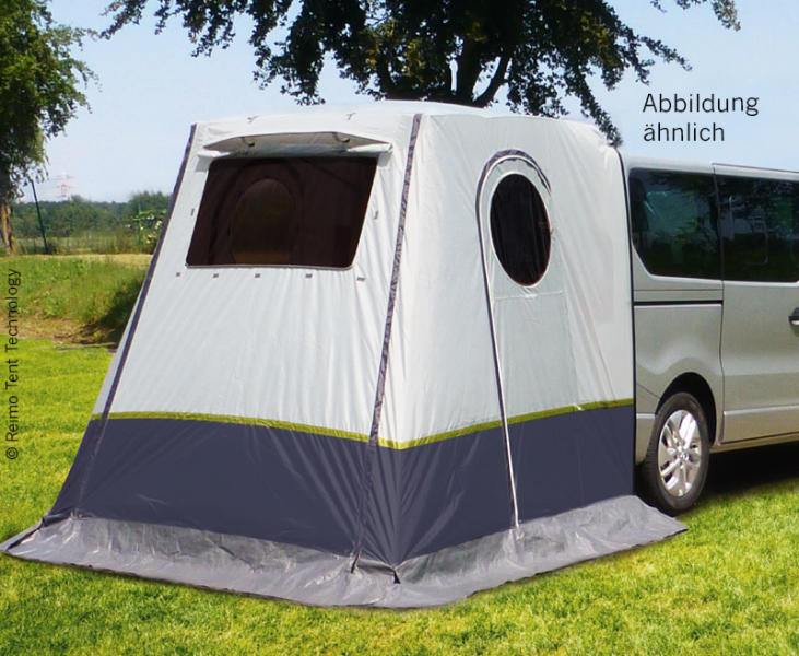 Toyota Hiace Hiace Campervan Rear Tailgate Tent - Reimo Trapez