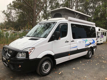 2013 Mercedes Benz Sprinter Pop-Top Campervan