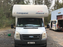 2008 Ford Transit - Jayco Conquest Motor home