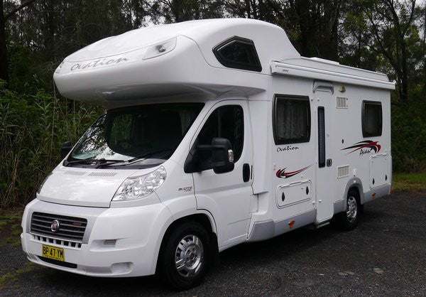 motorhomes for sale Australia