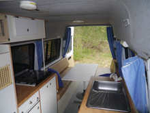 SOLD - 2001 Mercedes Sprinter – Wallaby Motorhome