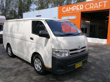 SOLD - 2013 Toyota Hiace LWB Campervan Package