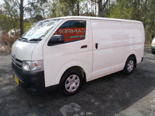 2013 Toyota Hiace LWB Campervan Package