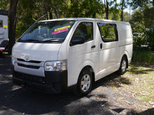 2015 Toyota Hiace Campervan Package