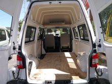 2013 LWB High Roof Volkswagen T5 Transporter Campervan Package