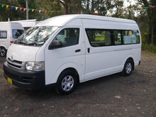 SOLD - 2008 Toyota Hiace Commuter Camper Package