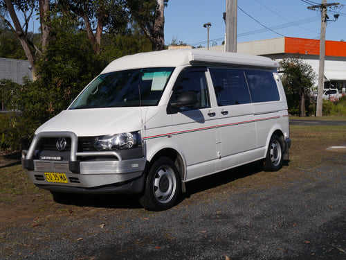 2010 VW T5 Transporter Campervan